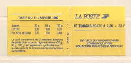 FRANCE  ( D17- 6099 )  N° YVERT ET TELLIER  N° 2630  C2      N** - Carnets
