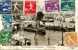 N°49580 -carte Postale Rotterdam -série Olympiade 1928- - Unclassified