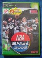 XBox Japanese : NBA 2Night 2002 - X-Box