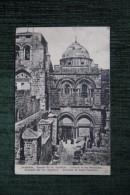 JERUSALEM - Façade Du ST SEPULCRE