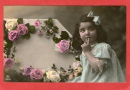Jolie PETITE FILLE  -  Fleurs Roses - Zonder Classificatie