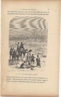 Le Mirage Dans Le Désert 1892 - Estampes & Gravures