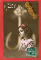 """Jolie Petite Fille - """"Piété"""" -1915 - Unclassified"""
