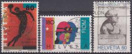 Suiza 1993 Nº 1421/23 Usado - Suiza