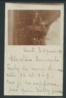 Liège - Cointe. Photo Carte Villa. 4 Scans. Voyagée En 1911. - Liege