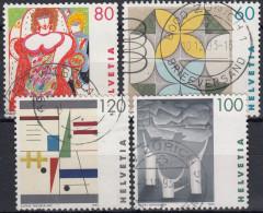 Suiza 1993 Nº 1435/38 Usado - Suiza