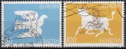 Suiza 1995 Nº 1480/81 Usado - Suiza