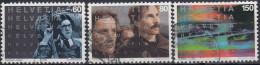 Suiza 1995 Nº 1487/89 Usado - Suiza