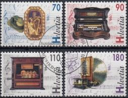 Suiza 1996 Nº 1513/16 Usado - Suiza