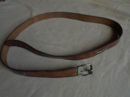 Ancien - Ceinture Cuir Homme Grande Taille - Belts & Buckles
