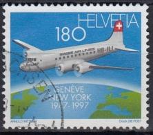Suiza 1997 Nº 1537 Usado - Suiza