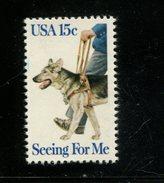 207002691 USA 1979 POSTFRIS MINT NEVER HINGED POSTFRISCH EINWANDFREI SCOTT 1787 SEEING EYE DOGS - Unused Stamps