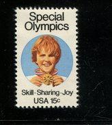 207002061 USA 1979 POSTFRIS MINT NEVER HINGED POSTFRISCH EINWANDFREI SCOTT 1788 SPECIAL OLYMPICS - Unused Stamps