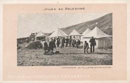 Vues De Palestine - Campement De Pelerins En Palestine - Palestine