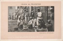 Vues De Palestine - Une Rue à Jerusalem - Palestine