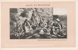 Vues De Palestine - Bedouins De La Vallée Du Jourdain - Palestine