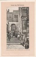 Vues De Palestine - Ruelle Allant Au Saint Sepulcre  à Jerusalem - Palestine