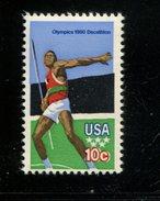 199982092 USA 1979 POSTFRIS MINT NEVER HINGED POSTFRISCH EINWANDFREI SCOTT 1790 Olympic Games - Unused Stamps