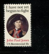 206106649 USA 1979 POSTFRIS MINT NEVER HINGED POSTFRISCH EINWANDFREI SCOTT 1789 John Paul Jones - Unused Stamps