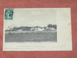 PORT DES BARQUES ARDT ROCHEFORT   1910  HAMEAU DE PIEDEMONT   EDIT CIRC OUI - France