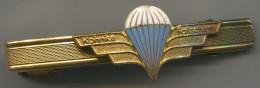 Parachuting - KOHNKE FALLSCHIRM, Germany, Enamel, Buckle, Schnalle, Vintage Pin, Badge, Length: 50mm - Parachutting