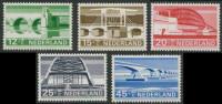 Nederland Netherlands Pays Bas 1968 Mi 894 /8 YT 866 /0 ** Dutch Bridge / Brücke / Pont / Brug - Bruggen