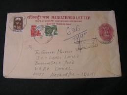 == India Cv. 1988 - Briefe
