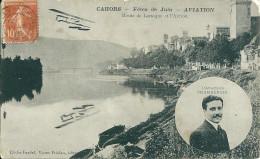 46 CAHORS AVIATION FETES LOT CHAMBENOIS MEETING - Cahors