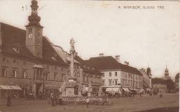 SLOVENIA - Maribor 1927 - Glavni Trg - Slovénie