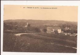 Bellot : La Descente De Doucy - Autres Communes