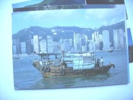 Hong Kong Great View Of The Harbour Boat - China (Hongkong)