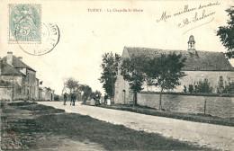 CPA 28 TOURY CHAPELLE ST BLAISE ANIMEE 1903 - Sin Clasificación