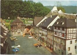 C3069 Swissminiatur Melide - Lugano - Hauptplatz Von Stein Am Rhein / Non Viaggiata - TI Tessin