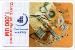 MAURITANIE PREPAYEE MATTEL - Mauritania