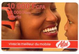 SENEGAL PREPAYEE ALIZE 10 000 FCFA - Senegal