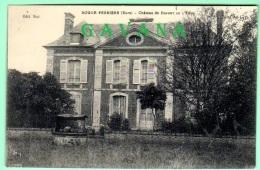 27 ROUGE-PERRIERS - Chateau De Dupont De L'Eure - Francia
