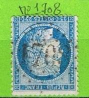 OBLIT GC N°1708 GRAULHET - TARN - Marcophilie (Timbres Détachés)