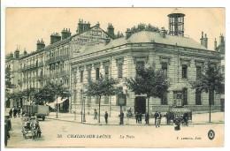 CHALON SUR SAONE - La Poste - Chalon Sur Saone