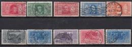 Italie   Lot De 10 Timbres 1932 - 1900-44 Victor Emmanuel III
