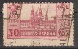 España U 0834 (o) Compostelano. 1937 - 1931-Hoy: 2ª República - ... Juan Carlos I
