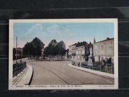 31 - Muret - Allées Niel-Dalayrac - Entrée Du Pont Sur La Garonne - Edition CIM - Muret