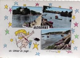 LA BAIE De Rosbras  ,n°13 14 15 - France