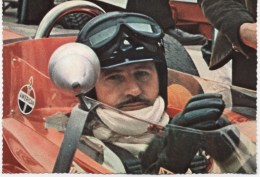 PILOTE   GRAHAM HILL     ECURIE  LOTUS GOLD LEAF   CHAMPION DU MONDE 1962 - Grand Prix / F1