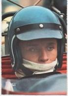 PILOTE   JACKIE ICKX      ECURIE  FERRARI - Grand Prix / F1