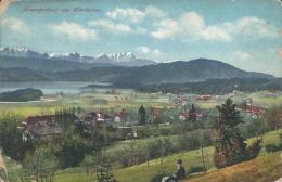 Postcard RA007146 - Austria (Österreich) Krumpendorf Am Wörthersee (Kriva Vrba) - Oostenrijk