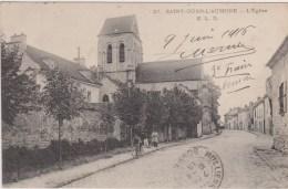 D 95 - SAINT-OUEN-L'AUMONE - L'Église - Saint-Ouen-l'Aumône