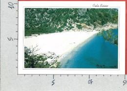 CARTOLINA VG ITALIA - S. MARIA NAVARRESE (NU) - Cala Sisine - 10 X 15 - ANN. 1997 - Nuoro