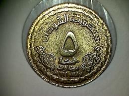 Sudan 5 Dinars 1996 - Soudan