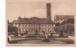 3016  Postal Francia Limoges  Museo Y Catedral - Limoges