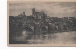 3016  Postal Francia Limoges  Puente Y  Catedral - Limoges